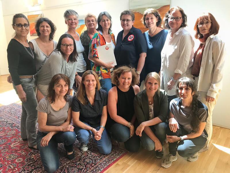 Die Leiterinnen der Österreichischen Frauen und Mädchenberatungsstellen