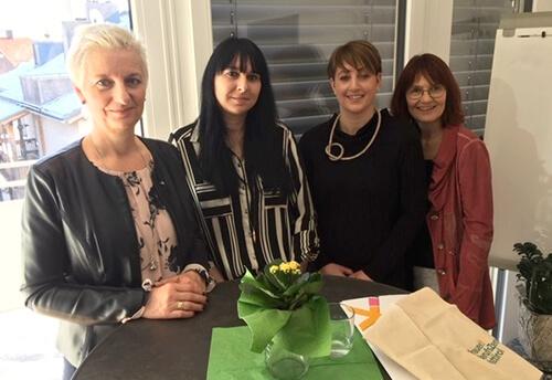 Frauenberufszentrum freut sich über neue Räumlichkeiten, Foto: Brugger