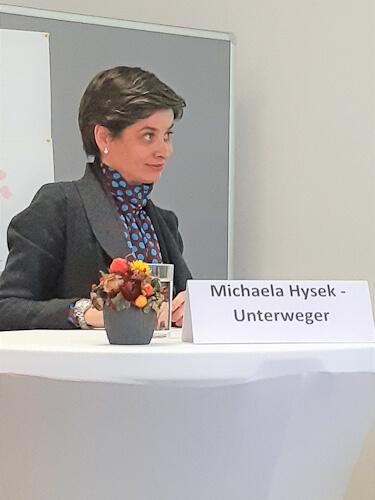 Michaela Hysek-Unterweger